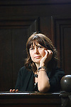 Alexandra Shulman at the Convocation House, Bodleian Library during the Sunday Times Oxford Literary Festival, UK, 16 - 24 March 2013.<br />
