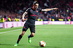 Arsenal FC Hector Bellerin during Europa League Semi Finals First Leg match between Atletico de Madrid and Arsenal FC at Wanda Metropolitano in Madrid, Spain. May 03, 2018.  (ALTERPHOTOS/Borja B.Hojas)