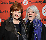 Blair Brown and Jamie deRoy attend the Off-Broadway Opening Night performance of 'Man From Nebraska' at the Second StageTheatre on February 15, 2017 in New York City.