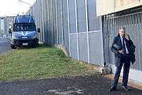 Roma, 24 Novembre 2015<br /> Alessandro Diddi, , avvocato difensore di Salvatore Buzzi.<br /> Aula bunker di Rebibbia<br /> Quarta udienza del processo Mafia Capitale,