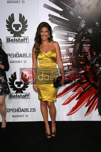 """Giselle Itie<br /> at the """"The Expendables"""" Film Screening, Chinese Theater, Hollywood, CA. 08--03-10<br /> David Edwards/Dailyceleb.com 818-249-4998"""