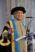 Prof Mohammad Yunus in Glasgow