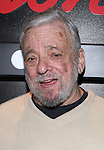 Stephen Sondheim attends the opening night performance reception for the Keen Company production of Marry Me A Little at the Clurman Theatre in New York City on10/2/2012.