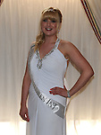 Maeve Kavanagh entrant in Louth heat of the Rose of Tralee 2012. Photo: Colin Bell/pressphotos.ie