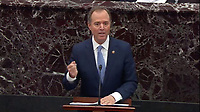 Adam Schiff Trump Impeachment Closing Arguments