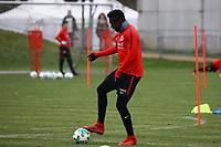 Danny da Costa (Eintracht Frankfurt) - 05.12.2017: Eintracht Frankfurt Training, Commerzbank Arena