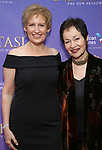 Liz Callaway and Lynn Ahrens attends Broadway Opening Night performance of 'Anastasia' at the Broadhurst Theatre on April 24, 2017 in New York City.