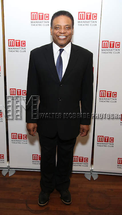 Harvy Blanks attends August Wilson's 'Jitney' Broadway opening night after party at Copacabana on January 19, 2017 in New York City.