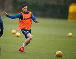 05.02.2019: Rangers training: Matt Polster