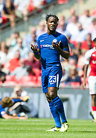Chelsea's Michy Batshuayi during the The FA Community Shield Final match between Arsenal and Chelsea at Wembley Stadium, London, England on 6 August 2017. Photo by Andrew Aleksiejczuk / PRiME Media Images.