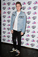 Roman Kemp<br /> arriving for the NME Awards 2018 at the Brixton Academy, London<br /> <br /> <br /> ©Ash Knotek  D3376  14/02/2018