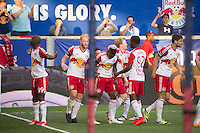 New York Red Bulls vs New York City FC, May 10, 2015