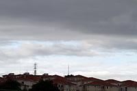 CAMPINAS, SP 22.03.2019-CLIMA-Nuvens carregadas se formando no final de tarde desta sexta-feira (22) na cidade de Campinas (SP). (Foto: Denny Cesare/Código19)