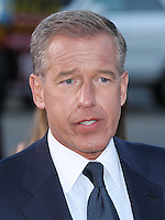 """WESTWOOD, LOS ANGELES, CA, USA - APRIL 28: Brian Williams at the Los Angeles Premiere Of Universal Pictures' """"Neighbors"""" held at the Regency Village Theatre on April 28, 2014 in Westwood, Los Angeles, California, United States. (Photo by Xavier Collin/Celebrity Monitor)"""