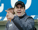 05/02/2005  Copyright Pic : James Stewart.File Name : jspa09_qots_v_dundee_utd.DUNDEE UTD MANAGER IAN MCCALL DURING THE SCOTTISH CUP 4TH ROUND CLASH AGAINST QUEEN OF THE SOUTH...Payments to :.James Stewart Photo Agency 19 Carronlea Drive, Falkirk. FK2 8DN      Vat Reg No. 607 6932 25.Office     : +44 (0)1324 570906     .Mobile   : +44 (0)7721 416997.Fax         : +44 (0)1324 570906.E-mail  :  jim@jspa.co.uk.If you require further information then contact Jim Stewart on any of the numbers above.........A