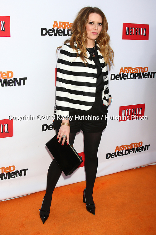 "LOS ANGELES - APR 29:  Natasha Lyonne arrives at the ""Arrested Development"" Los Angeles Premiere at the Chinese Theater on April 29, 2013 in Los Angeles, CA"