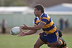 Siale Piutau. CMRFU Counties Power Premier Club Rugby game between Patumahoe & Pukekohe played at Patumahoe on April 12th, 2008..The halftime score was 10 all with Pukekohe going on to win 23 - 18.