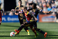 Philadelphia Union vs Real Salt Lake, April 12, 2014