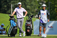 Lucas Bjerregaard (DEN) looks over his tee shot on 8 during round 4 of the WGC FedEx St. Jude Invitational, TPC Southwind, Memphis, Tennessee, USA. 7/28/2019.<br /> Picture Ken Murray / Golffile.ie<br /> <br /> All photo usage must carry mandatory copyright credit (© Golffile | Ken Murray)