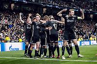 20190305 Calcio Real Madrid Ajax Champions League