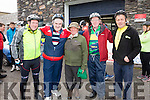Saddling up for the 'Tour of South Kerry Cycle' in aid of Sive RC on Saturday were l-r; Terry O'Sullivan, Danny Tim O'Sullivan, Mike Murphy, Timmy O'Shea & Mike Breen.