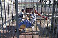Centro richiedenti asilo,Chiasso, Canton Ticino, Svizzera