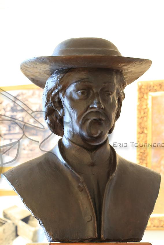 Anton Jansa (1734-1773) is the most famous of the Slovenian beekeepers' apiaries.///Anton Jansa (1734-1773), c'est le plus célèbre des apiculteurs slovènes.