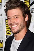 SAN DIEGO - July 22:  François Arnaud  at Comic-Con Saturday 2017 at the Comic-Con International Convention on July 22, 2017 in San Diego, CA