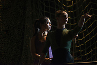 Dance Academy: The Movie (2017) <br /> Xenia Goodwin &amp; Dena Kaplan<br /> *Filmstill - Editorial Use Only*<br /> CAP/RFS<br /> Image supplied by Capital Pictures