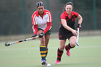 Havering HC Ladies vs Redbridge & Ilford HC Ladies 05-12-15