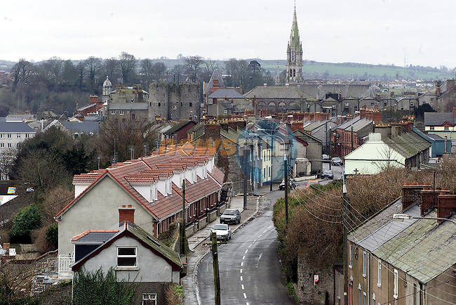 Views from the Viaduct Bridge..Picture Paul Mohan Newsfile