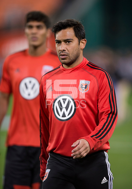Carlos Ruiz.  D.C. United defeated Real Salt Lake, 1-0, at RFK Stadium.