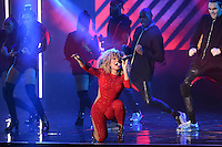 Fleur East<br /> at WE Day 2016 at Wembley Arena, London<br /> <br /> <br /> &copy;Ash Knotek  D3096 09/03/2016