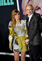 "LOS ANGELES, USA. December 11, 2019: Connie Britton & Nicole Kidman at the premiere of ""Bombshell"" at the Regency Village Theatre.<br />