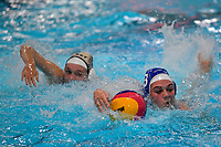 Water Polo – CSW Finals at Huia, Lower Hutt, New Zealand on Thursday 11 April 2019. <br /> Photo by Masanori Udagawa. <br /> www.photowellington.photoshelter.com