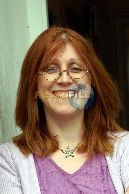 Lisa Fairclough.Picture Fran Caffrey Newsfile
