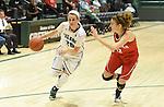 Tulane Women's Basketball down Nicholls State, 77-44, at Devlin Fieldhouse.