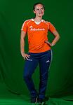 AMSTELVEEN- HOCKEY - KELLY JONKER.  lid van de trainingsgroep van het Nederlands dames hockeyteam. COPYRIGHT KOEN SUYK