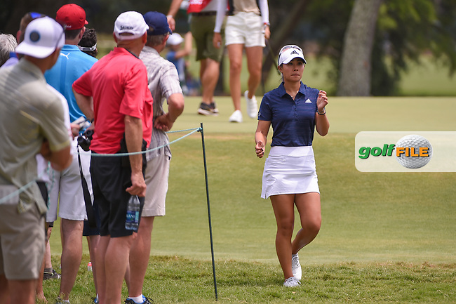 Danielle Kang (USA) heads for the tee on 2 during round 2 of the 2019 US Women's Open, Charleston Country Club, Charleston, South Carolina,  USA. 5/31/2019.<br /> Picture: Golffile | Ken Murray<br /> <br /> All photo usage must carry mandatory copyright credit (© Golffile | Ken Murray)