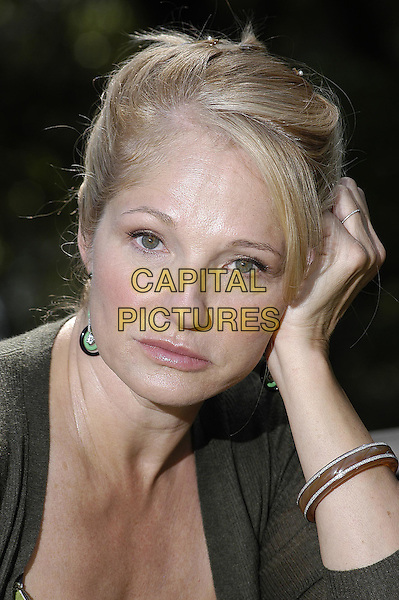 ELLEN BARKIN.Palindromes Premiere At The 61st Venice Film Festival.September 7th, 2004.headshot, portrait, bracelet.www.capitalpictures.com.sales@capitalpictures.com.©Capital Pictures