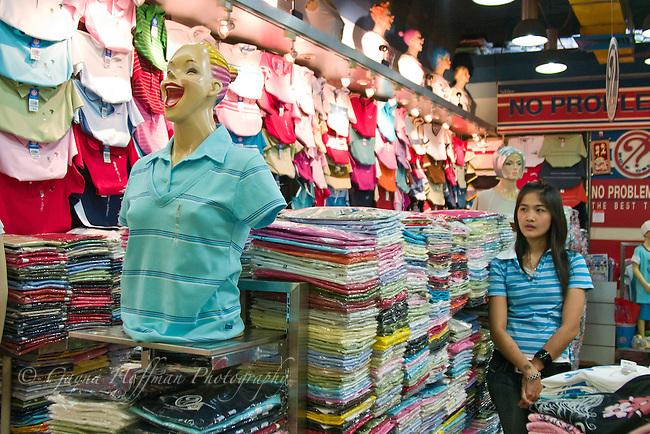 MBK Center store. Bangkok, Thailand