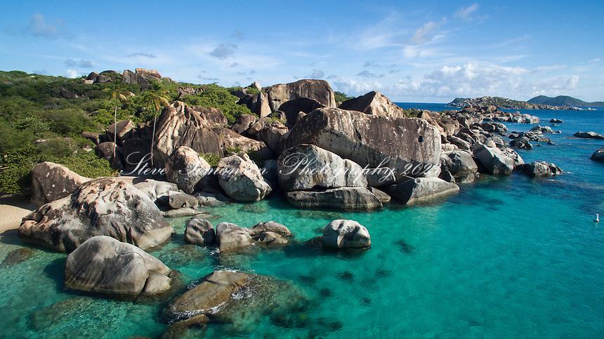 The Baths<br /> Virgin Gorda<br /> British Virgin Islands