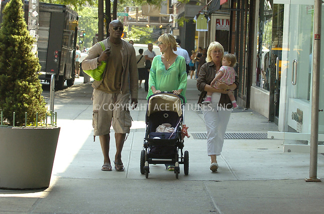 WWW.ACEPIXS.COM ** ** ** ....NEW YORK, JULY 12, 2005....Seal, Heidi Klum, Erna Klum and little baby Leni are seen on an afternoon out for lunch and shopping. The family heads out for lunch at Cipriani's and then went shopping on West Broadway.....Please byline: Philip Vaughan -- ACE PICTURES... *** ***  ..Ace Pictures, Inc:  ..Craig Ashby (212) 243-8787..e-mail: picturedesk@acepixs.com..web: http://www.acepixs.com