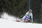 10.03.2018, Ofterschwanger Horn, Ofterschwang, GER, Slalom Weltcup in Ofterschwang, im Bild Petra Vlhova (SVK, #7)<br /> <br /> Foto &copy; nordphoto / Hafner