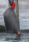 The  SOLAS Big Boat challenge 2009 onboard Lahana..Lahana is a fixed keel water ballast yacht that was built in 2003 in NZ and designed by Brett Bakewell White. She has previously raced under the name Konica Minolta and Zana, and is now owned by Peter Millard and his brother in law John Honan..The CYCA's SOLAS Big Boat Challenge, one of Sydney most spectacular sporting and harbour fixtures, has for 15 consecutive years marked the start of the Rolex Sydney Hobart lead-up events and this year it will again fall in between the Rolex Trophy One Design Series and the Rating Series..The CYCA has this year decided to dedicate the event to raise awareness and funds for its SOLAS Trusts, which were established following the stormy 1998 Sydney Hobart Yacht Race when six lives were lost. .
