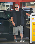 Kyle Sandilands Spotted Stopping Off To Fuel His Bentley