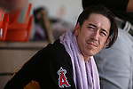 Salt Bees&rsquo; Tim Lincecum waits for the start of a game against the Reno Aces at Greater Nevada Field in Reno, Nev., on Tuesday, June 7, 2016. <br />