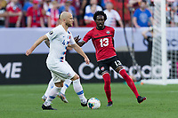 CLEVELAND, OHIO - JUNE 22: Michael Bradley during a 2019 CONCACAF Gold Cup group D match between the United States and Trinidad & Tobago at FirstEnergy Stadium on June 22, 2019 in Cleveland, Ohio.