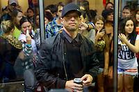 SAO PAULO, SP, 19.07.2014 - TATTOO WEEK 2014 - Ami James tatuador Israelita conhecido por participar de reality show de televisao durante a convençao de Tatuagem Tattoo Week 2014 no Pavilhao amarelo do expo center norte,  região norte da cidade de São Paulo. (Foto: Andre Hanni /Brazil Photo Press). durante a convençao de Tatuagem Tattoo Week 2014 no Pavilhao amarelo do expo center norte,  região norte da cidade de São Paulo. (Foto: Andre Hanni /Brazil Photo Press).
