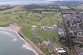 Carnoustie Aerial Sept 2013
